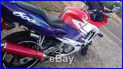 Honda CBR600f f3 1998