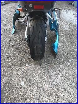 Honda CBR600f spares or repairs