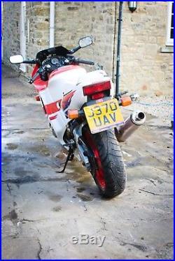 Honda CBr 600 F2 Recent MOT 34,000 miles J reg