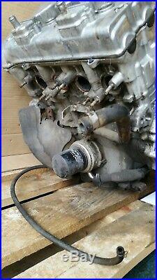 Honda Cbr 600 Cbr600 F4 1999-2000 Engine Motor 36,000 Miles Pc35