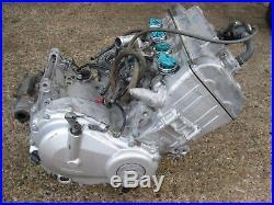 Honda Cbr 600 Cbr600 F4 1999-2000 Engine Motor Vgc Just 27,000 Miles Pc35e