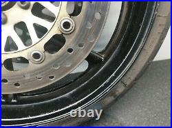 Honda Cbr 600 F 1995 1998 F3 Front Wheel With Great Tyre