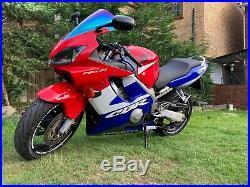 Honda Cbr 600 F 2002