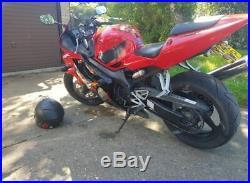 Honda Cbr 600 F-sport