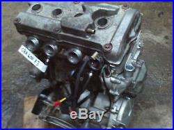 Honda Cbr 600 F3 Engine Pc25e Motor 1997 Fv Low Mileage Tested