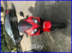 Honda Cbr 600 F4i 2001 Cbr600f Fuel Injection Model Track Road Race Bike