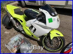 Honda Cbr 600 f3 track bike/ race bike/sports bike/cbr
