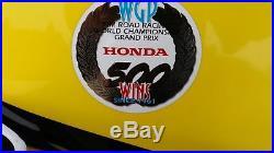 Honda Cbr 600f 2002 Rossi Replica