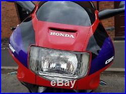 Honda Cbr 600f Classic Unique Rvf Colours