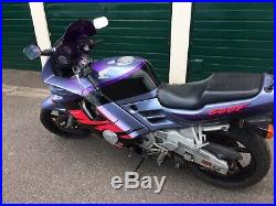 Honda Cbr 600f Runs And Rides