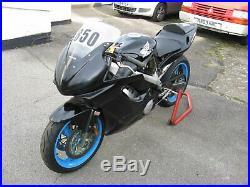 Honda Cbr 600f Track Bike