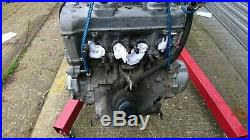 Honda Cbr600 F 1999 2000 F4 Engine runs great