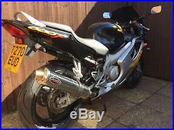 Honda Cbr600 F Cbr600fx Project / Spares Or Repair