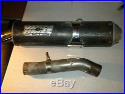 Honda Cbr600 F2 Cbr 600 F2 Vance And Hines Ss2r Carbon Fiber Slip On Muffler