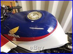 Honda Cbr600 F2 Race Fairing Kit Inc Tank