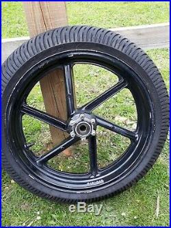 Honda Cbr600 F3 Steelie Race Wheels And Tyres Wow Cbr
