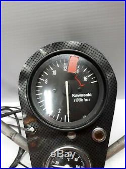 Honda Cbr600 f3 Race clocks