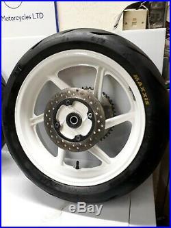 Honda Cbr600 f3 wheels 95-98 Steelie Race