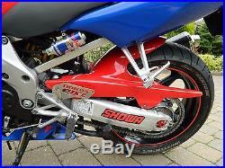 Honda Cbr600f 2001