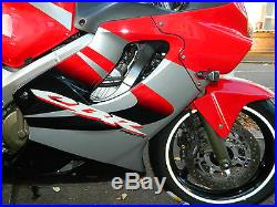 Honda Cbr600f 2005, Full Service History, Low Miles, Stunning Machine