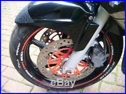 Honda Cbr600f Cbr600