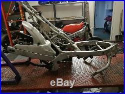 Honda Cbr600f Cbr600 Cbr 600 F3 96 P-reg Straight Main Frame Swingarm Chassis