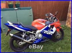 Honda Cbr600f ######No Reserve######
