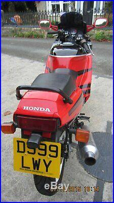 Honda cbr 600 F-H