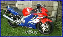Honda cbr 600 f millage 10677