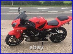 Honda cbr 600 f sport f4i