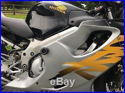 Honda cbr 600 f-x 1999
