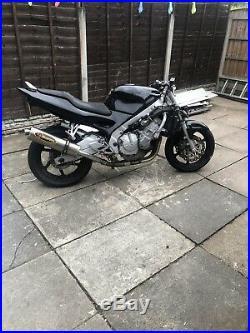 Honda cbr 600 f3 Breaking