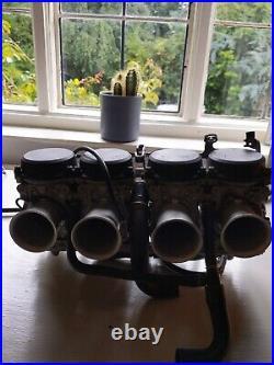 Honda cbr 600 f3 carbs and fuel pump