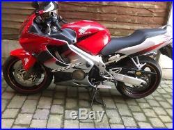 Honda cbr 600 f4i