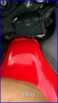 Honda cbr 600 f4i 06 cbr600f4i with MOT