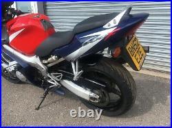 Honda cbr 600 f4i 2002
