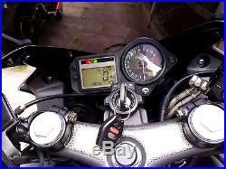 Honda cbr 600 f4i 2006 Ride Height Lowered Hpi clear