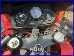 Honda cbr 600f 1997 11 months mot tourer track commuter