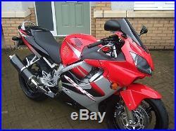 Honda cbr 600f 2005 5200 miles