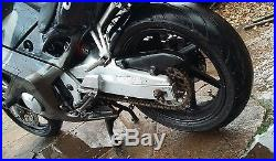 Honda cbr 600f project trackbike spares or repair