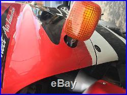 Honda cbr 600f sports bike race track commuter full mot
