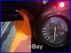 Honda cbr 600f2 NOT RR