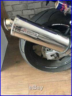 Honda cbr 600f3 1999 10months mot