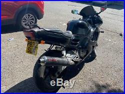 Honda cbr600 f 1997 model 12 months mot bargain