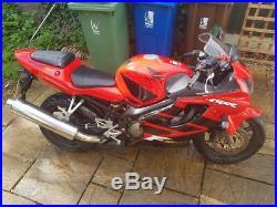Honda cbr600 f sport rare classic
