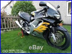 Honda cbr600 f4