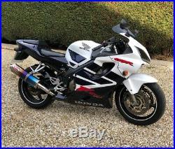 Honda cbr600 f4 sport