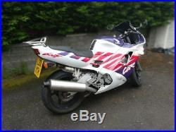Honda cbr600f 1993 spears or repair