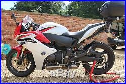 Honda cbr600f motorcycle Full Dealer Service History. Low Miles. Lots of extras