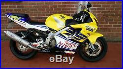 Honda cbr600f sport